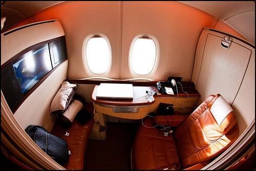 Kristen's seat in the plane >> http://t.co/IwSOKg3YAK