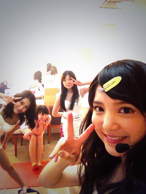 8月21日、9nineの日本武道館LIVE ぜひ来てください★☆おまちしています。 #9nine武道館 http://t.co/QtxvhKcVUI