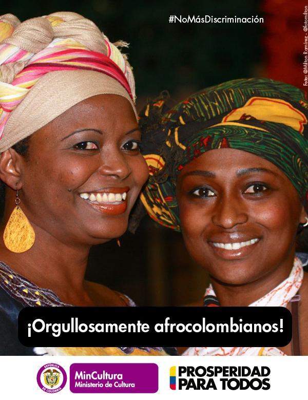 Hoy conmemoramos el Día internacional de la mujer afrolatinoamericana, afrocaribeña y de la diáspora @dirpoblaciones http://t.co/GnlFpXH68O