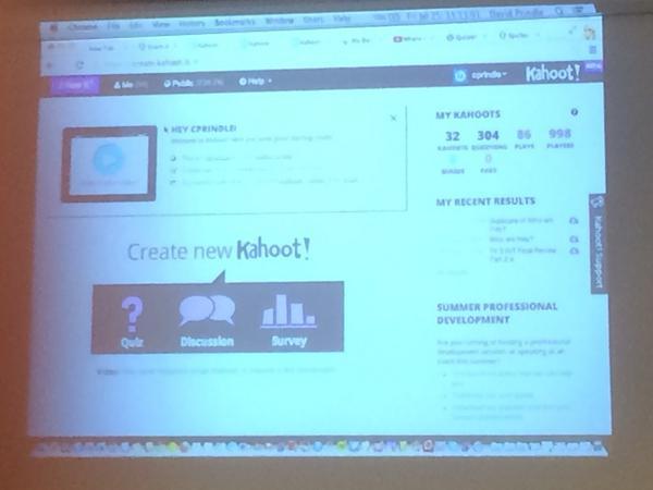 Thumbnail for Kahoot! Ambassadors