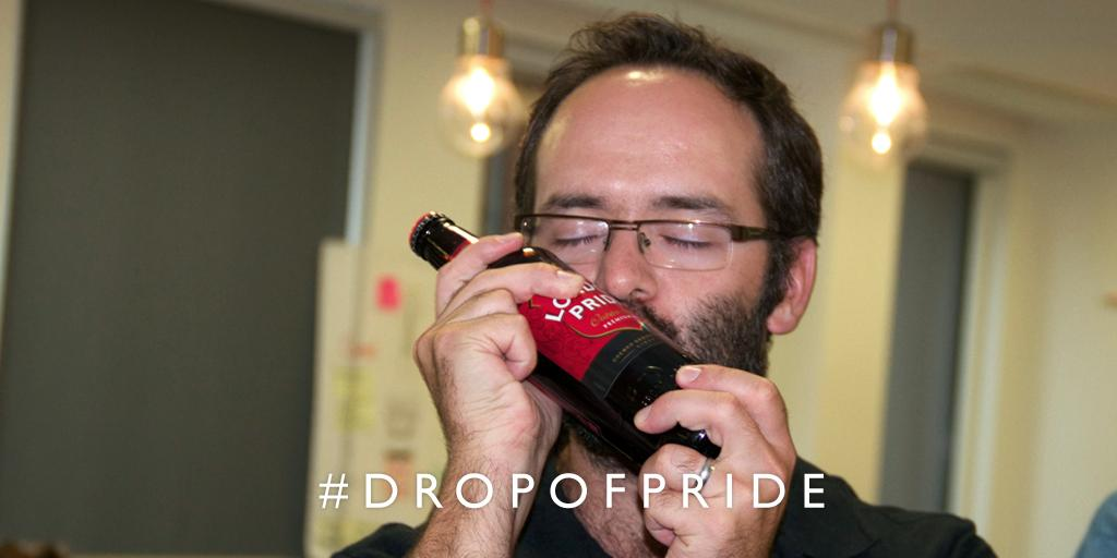 RT @DougWhelpdale: @London_Pride: the rest of my life will catch up to this at some stage I hope  @HavasMediaUK #DropOfPride http://t.co/wt…