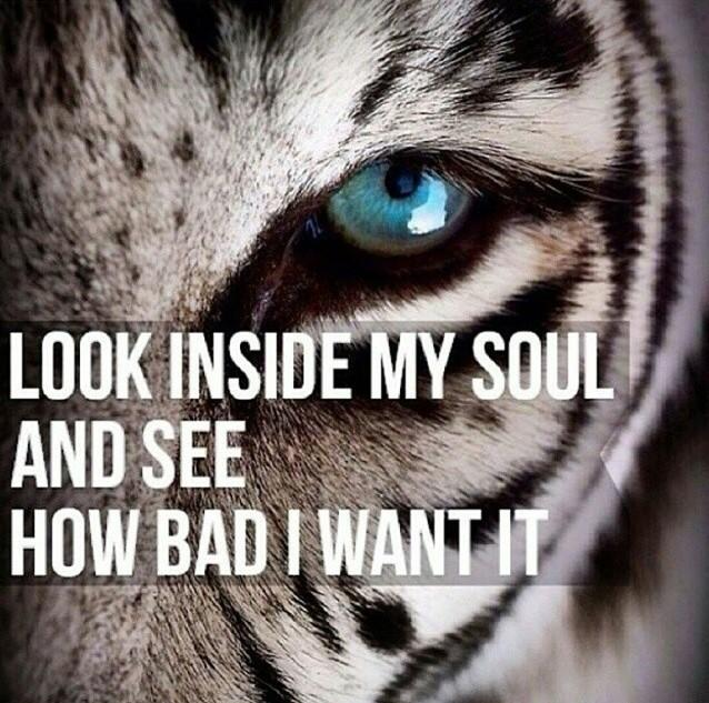 """When Things Look Bad Quotes: UKBFF OFFICIAL On Twitter: """"Look Inside My Soul And See"""