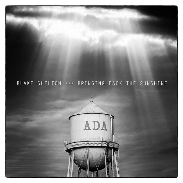 #AlbumCover  I have the title track on the new @blakeshelton #record #BringinBackTheSunshine  Available 9/30/14 http://t.co/Bqu1gcGzag