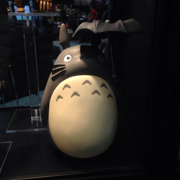 Check out these amazing Studio Ghibli toys! http://t.co/zSCYtWxqGT