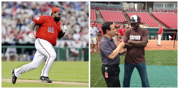 Guys...Dmitri Young pic on the right from @DaveJageler http://t.co/O1NjSl2KoG