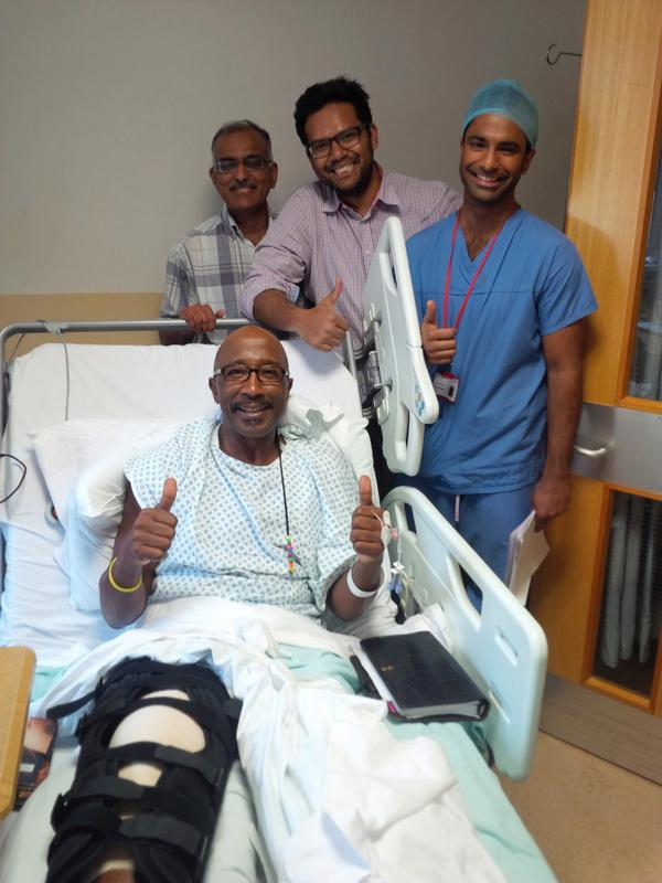 #mrmotivator.#tumble,I fell I refuse to stay down,star Jump again,yes! thanks to my great team at Barnet Hospital http://t.co/ZoLJJ96RZK