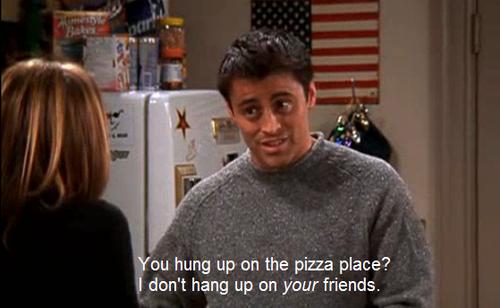"""BuzzFeed on Twitter: """"The 21 best lines from Joey Tribbiani on """"Friends""""  http://t.co/RzebfLC9LJ http://t.co/eOi0uqrcRr"""""""