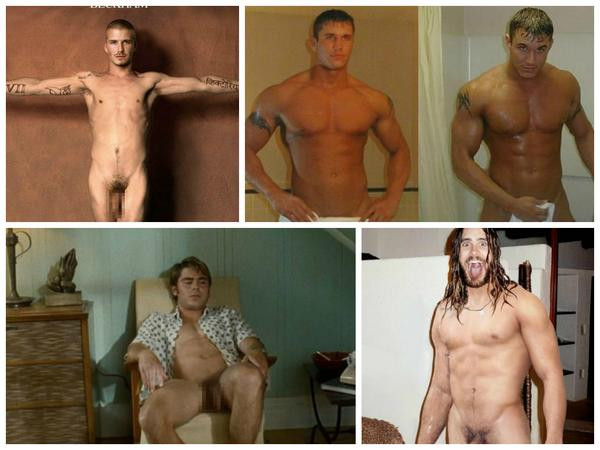 Sexy hot naked guys