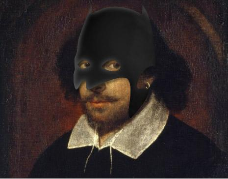 Who said it, Shakespeare or Batman? http://t.co/h1SuXMdwbl <--- http://t.co/oWV53UyLBr