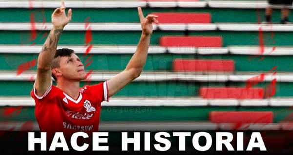 4 seconds and in! Gustavo Ramírez (Zacatecas) scores straight from kick off, fastest goal in Mexican history