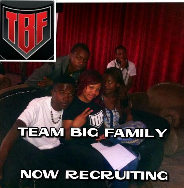 Team big family TBF (@Teambigfamily) | Twitter