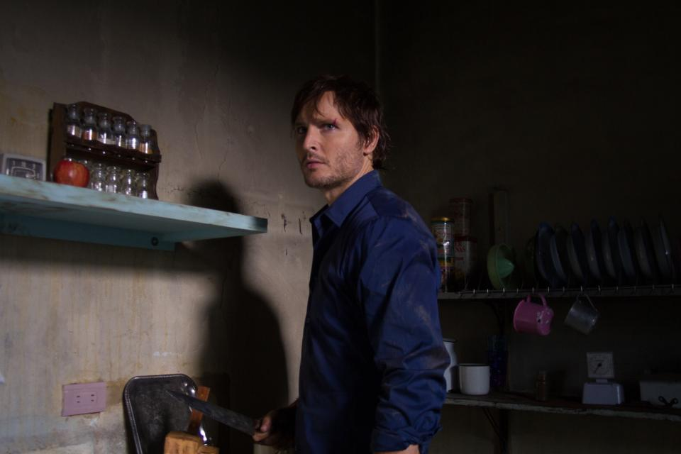 "RT @iTunesMovies: To call this house ""haunted"" is an understatement. @peterfacinelli stars in The Damned. http://t.co/fT4EXCob5p http://t.c…"