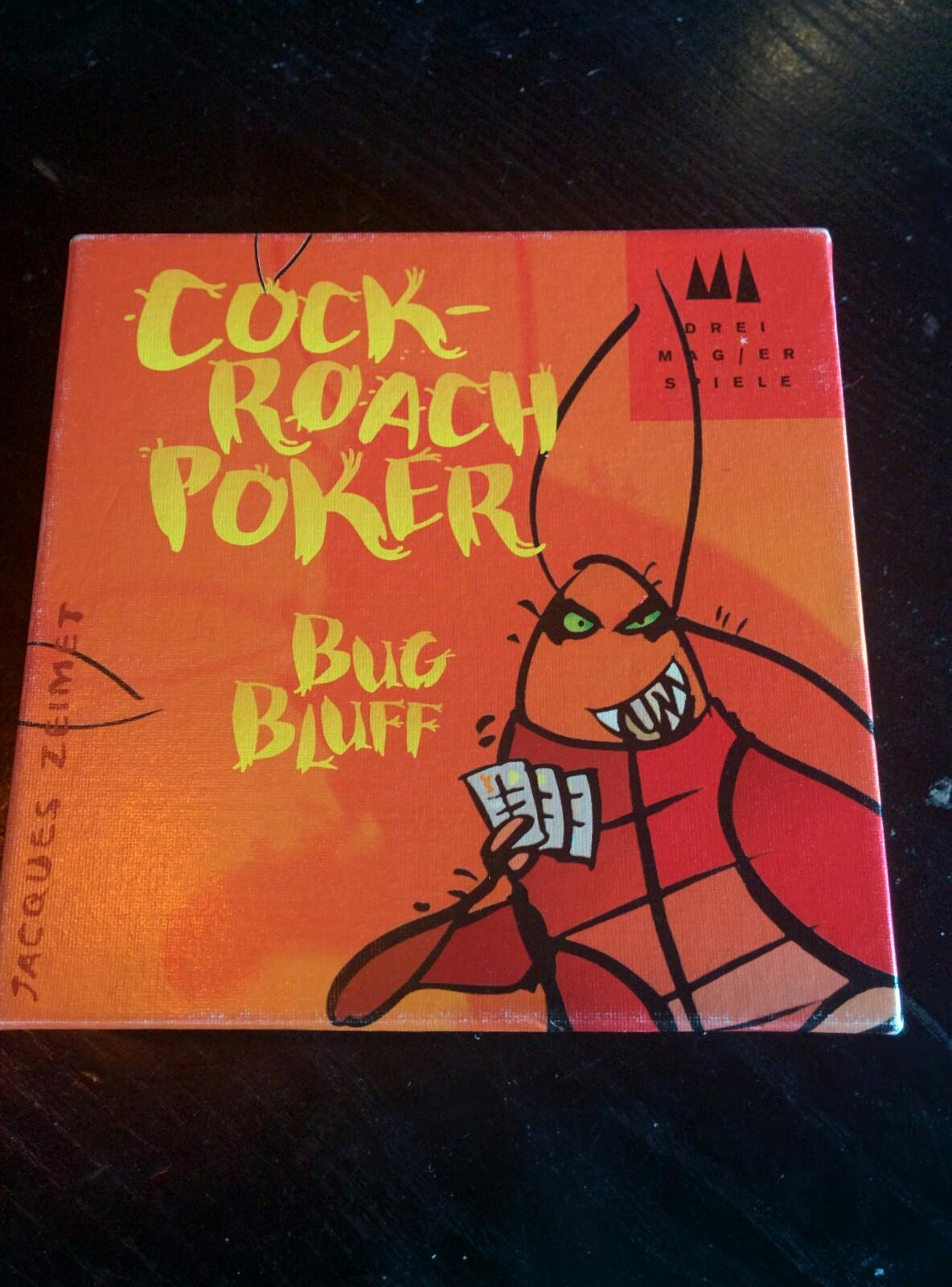 This game, Cockroach Poker, is insanely fun. It's a definite contender for #tabletop season 3. http://t.co/QYMYR1DmgY