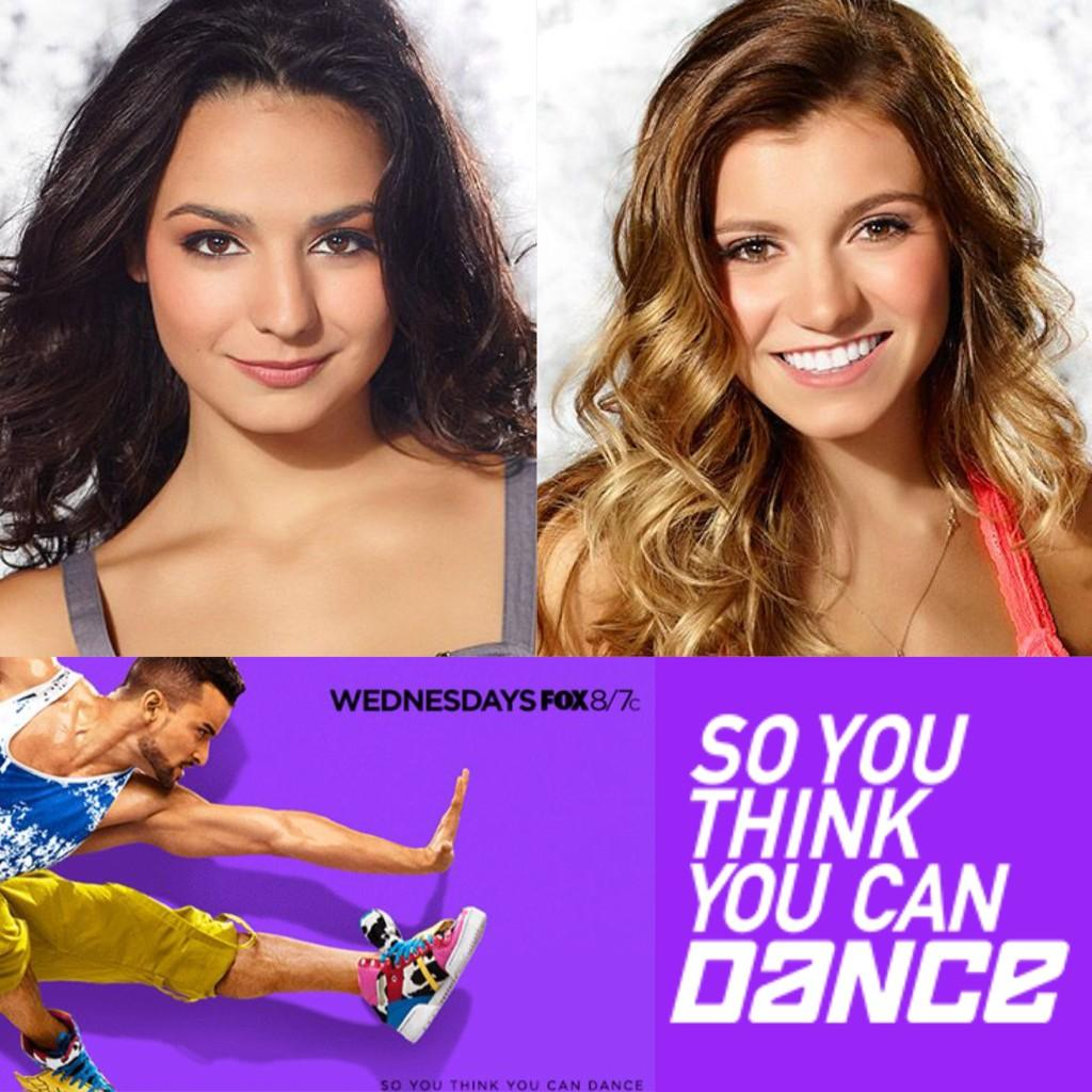RT! It's #FollowFriday! Show @DANCEonFOX contestants @BridgetWhitman and @Dance11Carly some #FF support! #SYTYCD http://t.co/JlXKmSbGH9