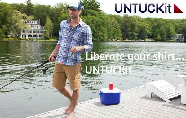 Untuckit on twitter summer spotlight sale all weekend for Untuck it