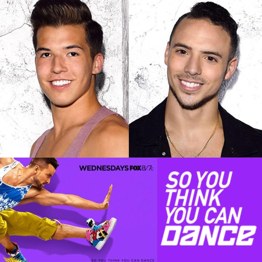 RT! It's #FollowFriday! Show @DANCEonFOX contestants @IaMEmiliodosal and @CaseyAstburyxx some #FF support! #SYTYCD http://t.co/eDqBpCzAhW