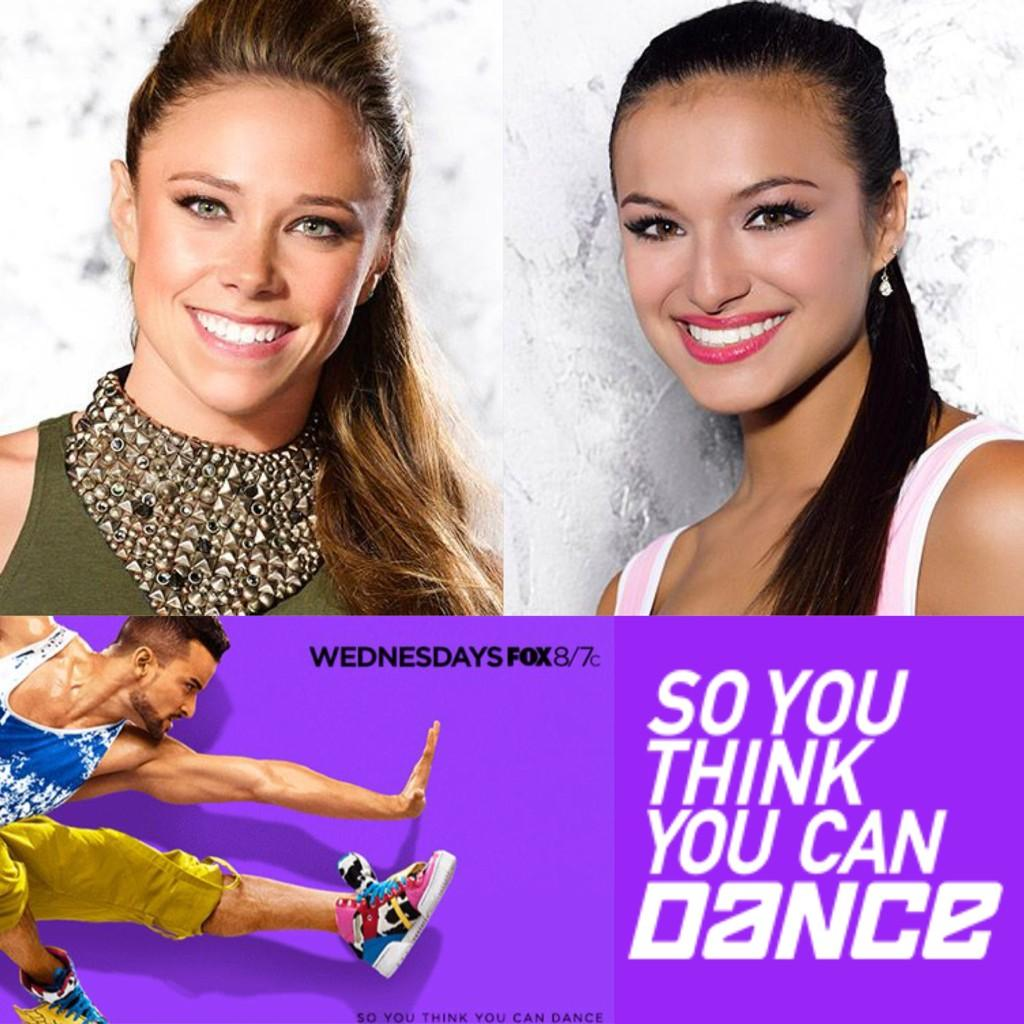 RT! It's #FollowFriday! Show @DANCEonFOX contestants @DanceEmily11 and @JacqueLeWarne some #FF support! #SYTYCD http://t.co/3kPKnJCGux