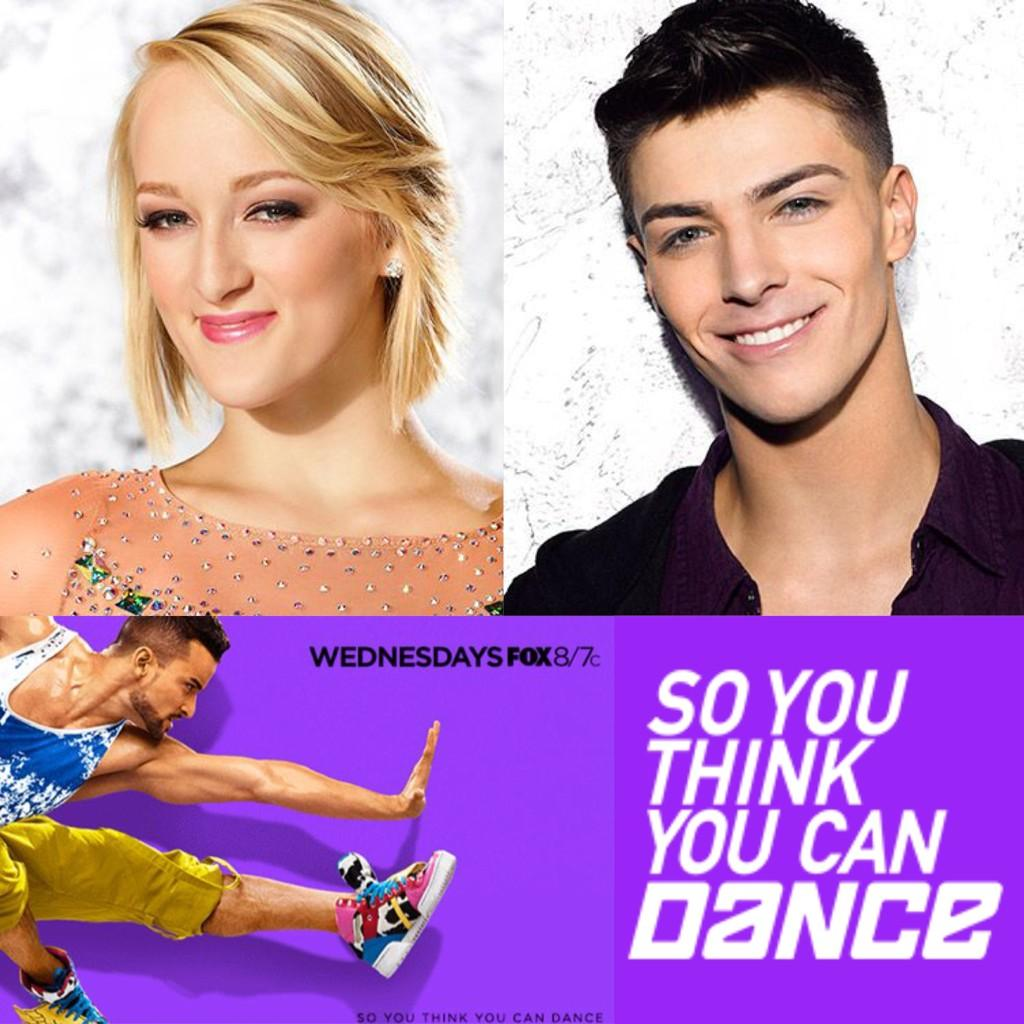 RT! It's #FollowFriday! Show @DANCEonFOX contestants @tanishabelnap and @TeddyCoffey some #FF support! #SYTYCD http://t.co/eVItkg536L