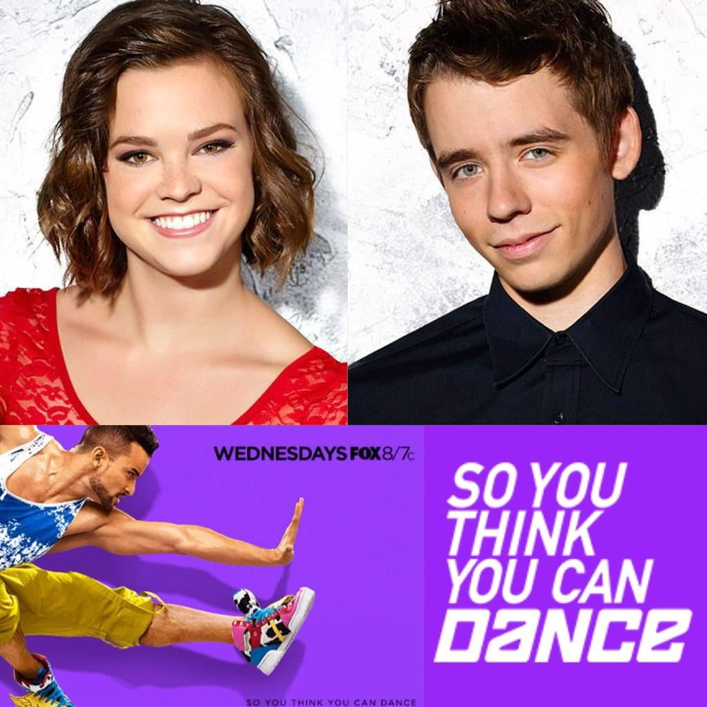 RT! It's #FollowFriday! Show @DANCEonFOX contestants @ValerieRockey and @zackeverhart47 some #FF support! #SYTYCD http://t.co/DE8QkYFB5m