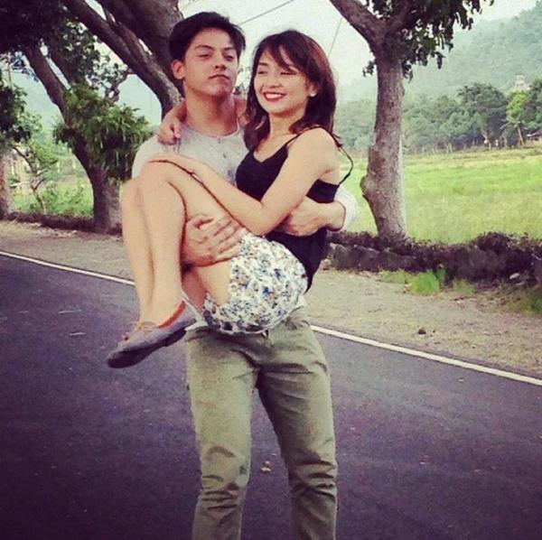 Shes dating the gangster pictures kathniel photos