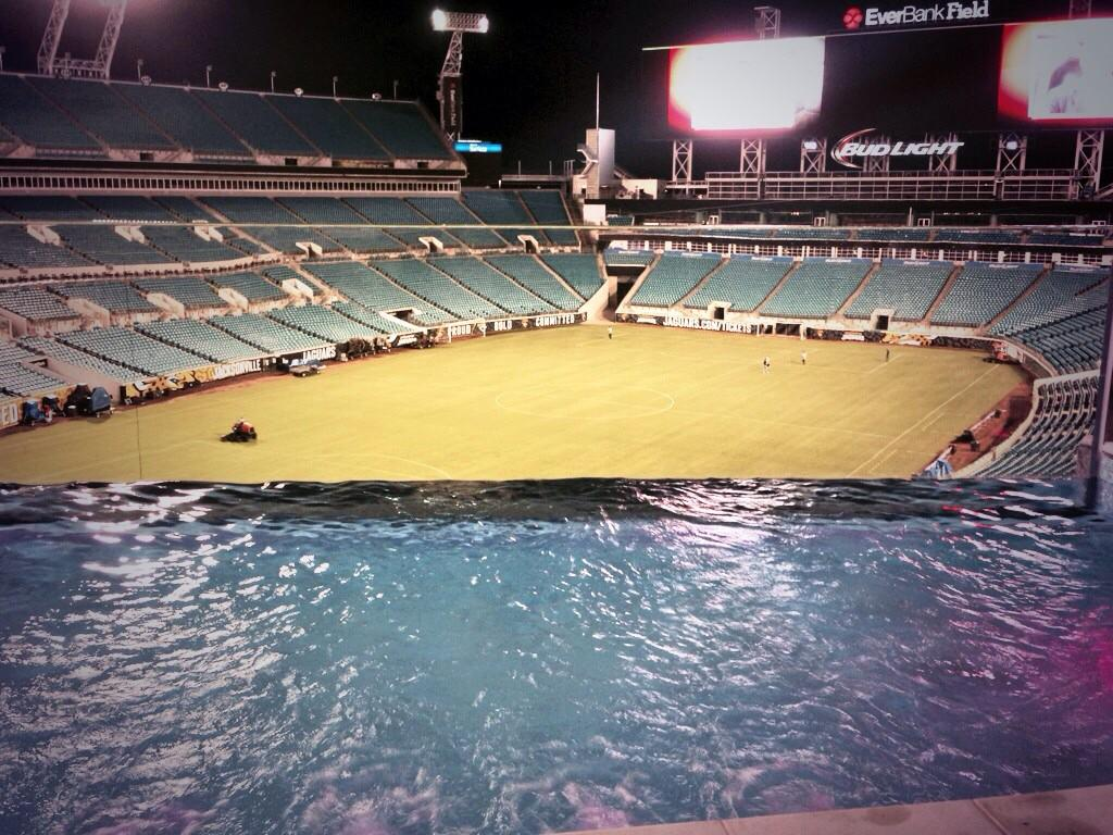 Jacksonville everbank field 67 164 page 7 for Show pool status pgpool