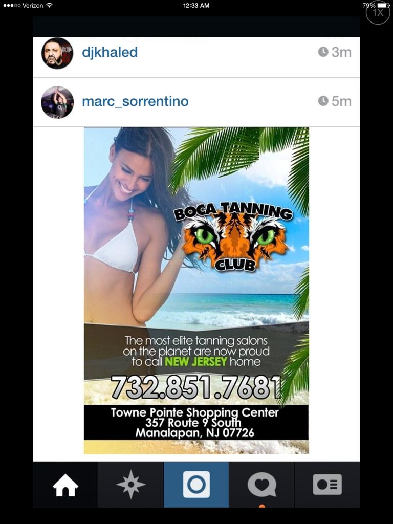 Congrats to @marcsorrentino &  Family for there Second Family Tanning Salon in NJ! Now open ! http://t.co/AoGSnN2lWg