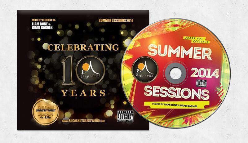Who picked up our new Summer CD last night @sugarhut Celebrating 10 Years!! #SummerSessions2014 http://t.co/cdk4HvuwsX