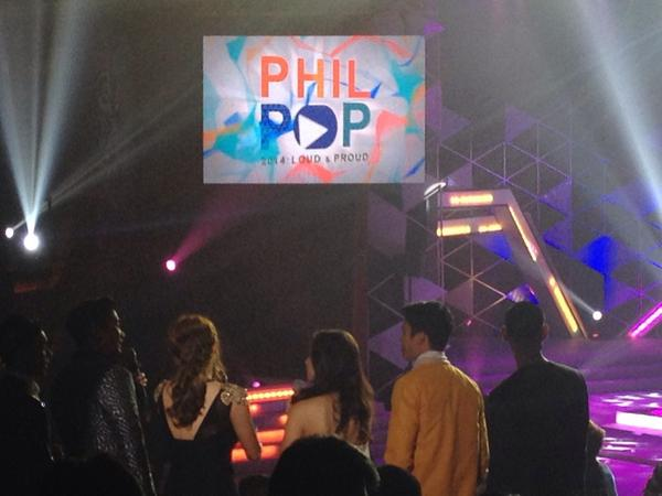 @SuperElmo and @myjaps being interviewed by @officialTIMYAP .. At least for a while nagkasama sila!Watch #Philpop2014 http://t.co/9aNA3juuE4