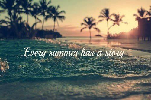 Twitter / vinspired: Every summer has a story. What's ...