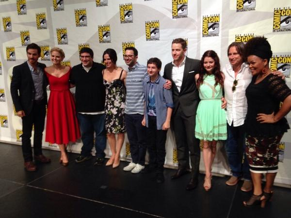 Thanks to everyone who hung out with #OnceUponATime at #SDCC! We have the best fans. http://t.co/zA5matYJI6