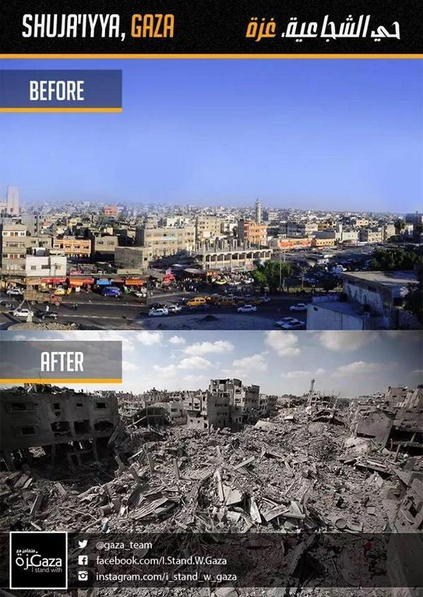 @IsraelDefenseFo @georgegalloway Once upon a time... A neighbourhood called Sheja'ie http://t.co/UX5umP6BOu #ICC4Israel
