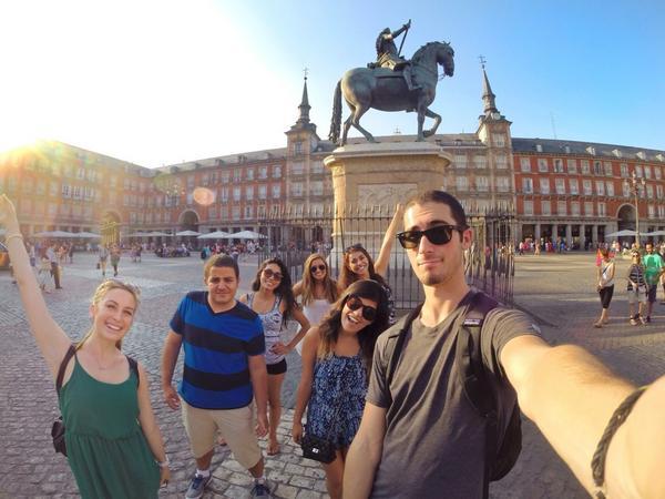 Grupos de amistad en Madrid