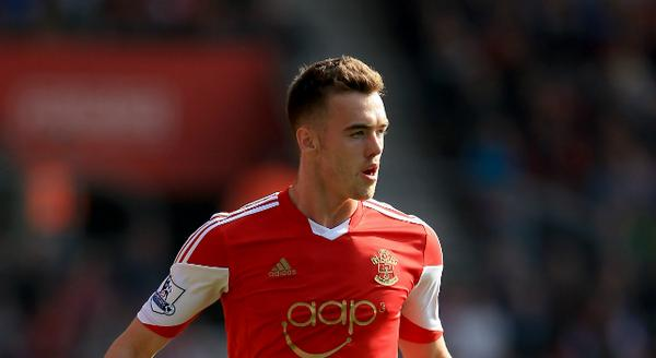 Arsenal set to announce signing of Calum Chambers on Monday [PA]