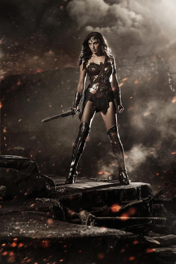 Gal Gadot as Wonder Woman (Warner Bros.)