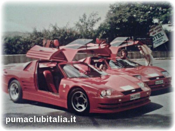 puma italia auto