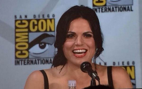 Lana would take #ReginaMills out for shots of tequila! -We so want to come, @LanaParrilla! 😂 #OnceUponATime #SDCC2014 http://t.co/BGftkeXDR8