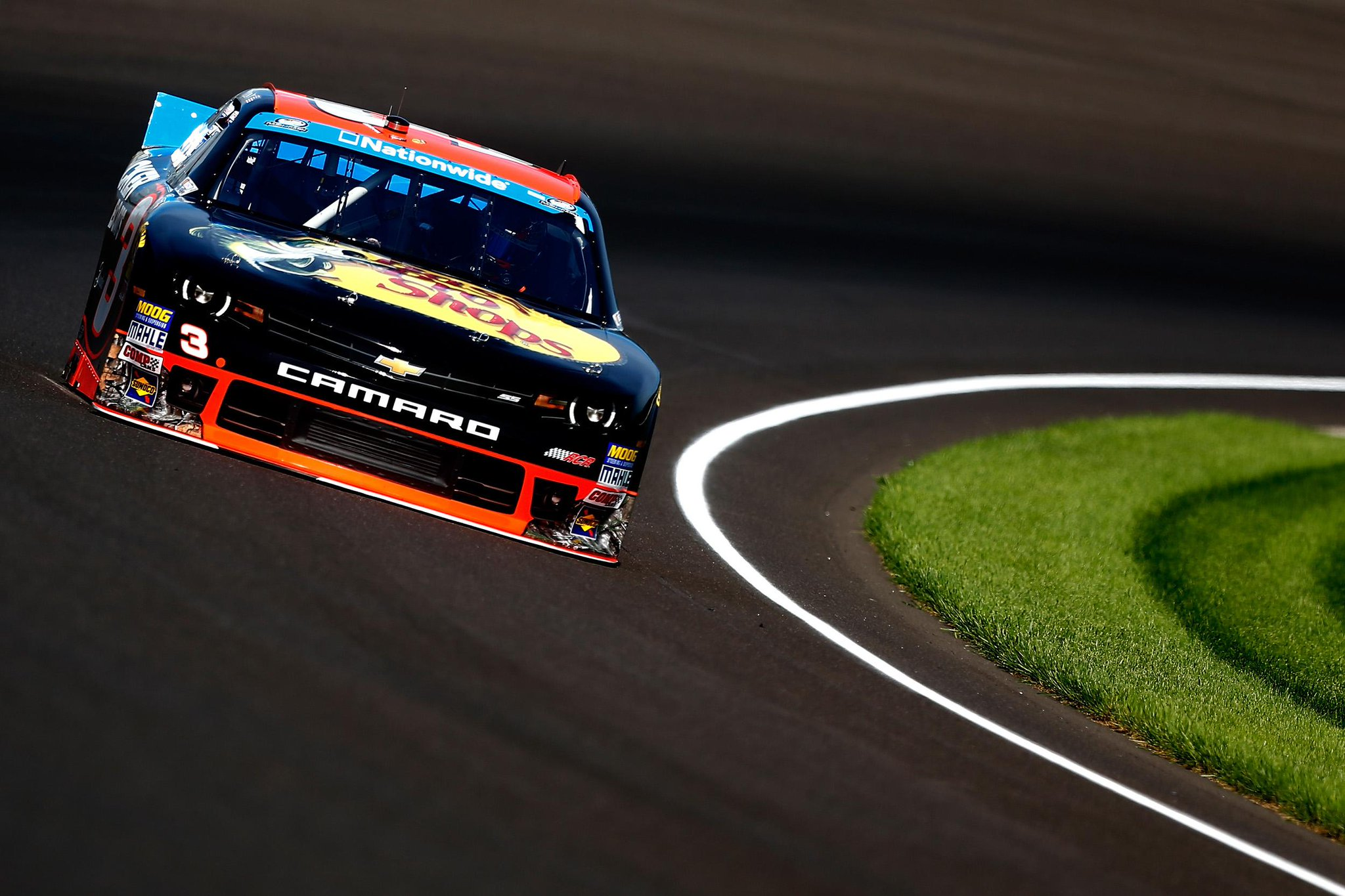 Twitter / NASCAR: Checkered flag! @tydillon wins ...