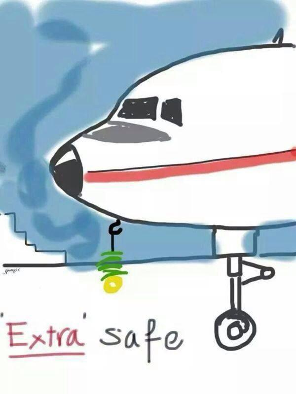 Twitter / JoyAndLife: Advice to airlines. Hilarious! ...