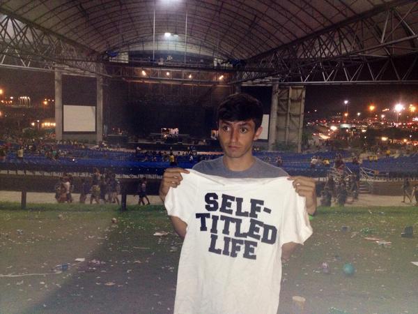 SELF-TITLED LIFE http://t.co/qx8nlhZpUt
