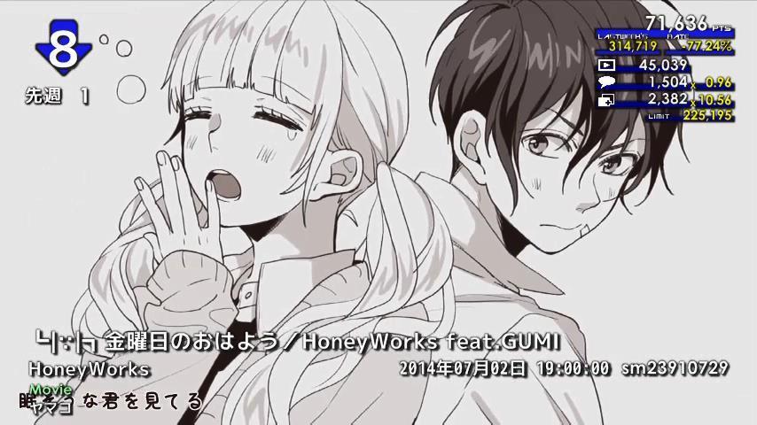 週刊VOCALOIDとUTAUランキング #354 ・296 [Vocaloid Weekly Rank #354] BthcwYLCYAEClF7