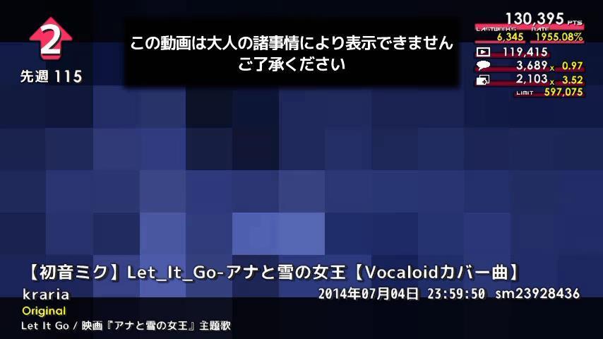 週刊VOCALOIDとUTAUランキング #354 ・296 [Vocaloid Weekly Rank #354] BthienkCMAAx07X