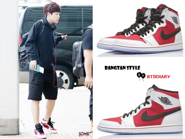 Bts Nike Shoes