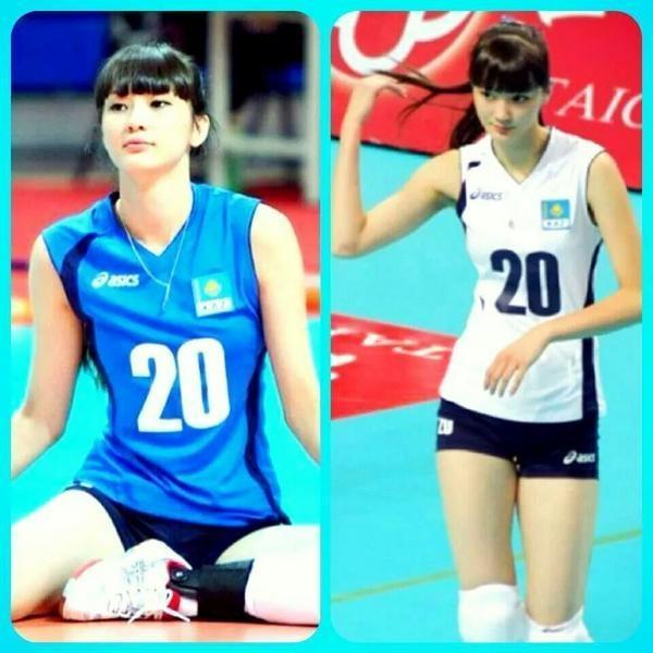 Alif Al Farizi On Twitter Kazakhstani Volleyball Angel Sabina Altynbekova Look Like A Cute Anime Character Out Of Movie3 20