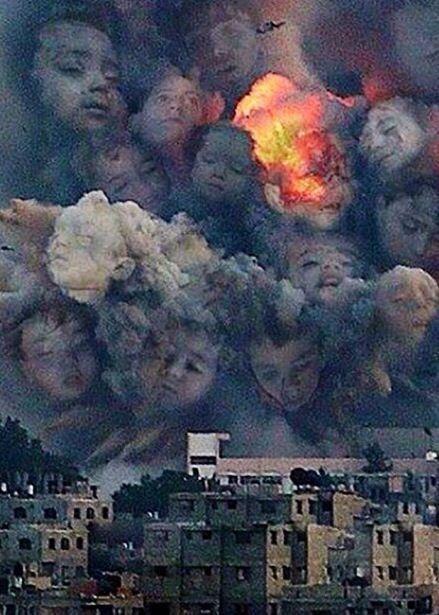 """@fouz74: Israel kills children  ישראל הורגת ילדים  إسرائيل تقتل الأطفال  #ICC4Israel  ريتويت وغرد بها من حسابك http://t.co/C8ygNT8fG1"""