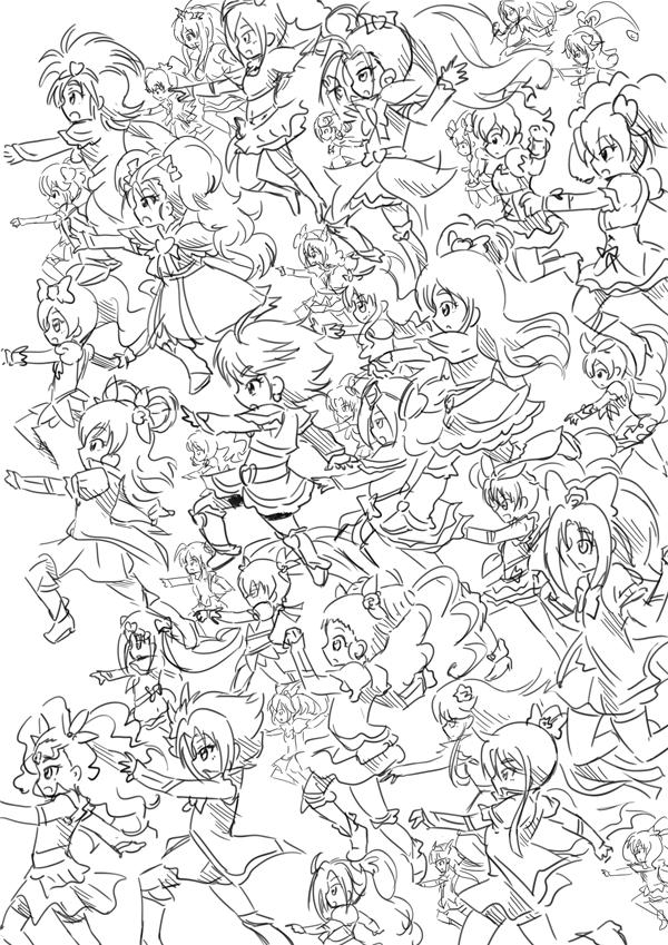 にーた@レイフレ い43、44 (@onakatohoppe)さんのイラスト