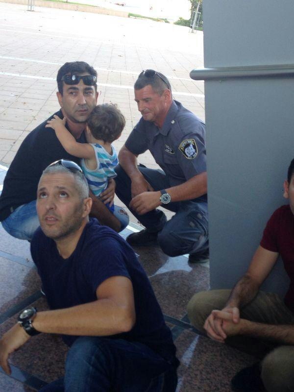 News : les sirènes d'alerte viennent de retentir à Beer-Sheva