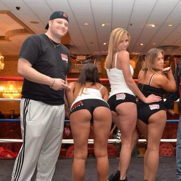 Ring girl ass pics that