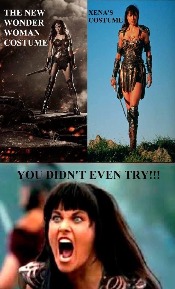 an analysis of women empowerment in wonder woman xena warrior princess On the bravery of women: the ancient amazon and her modern the ancient amazon and her modern counterparts amazon in wonder woman, xena: warrior princess.