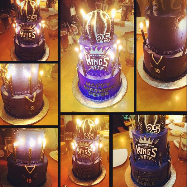 Awe Inspiring Sacramento Kings On Twitter Pmasih007 Happy Birthday Funny Birthday Cards Online Aeocydamsfinfo