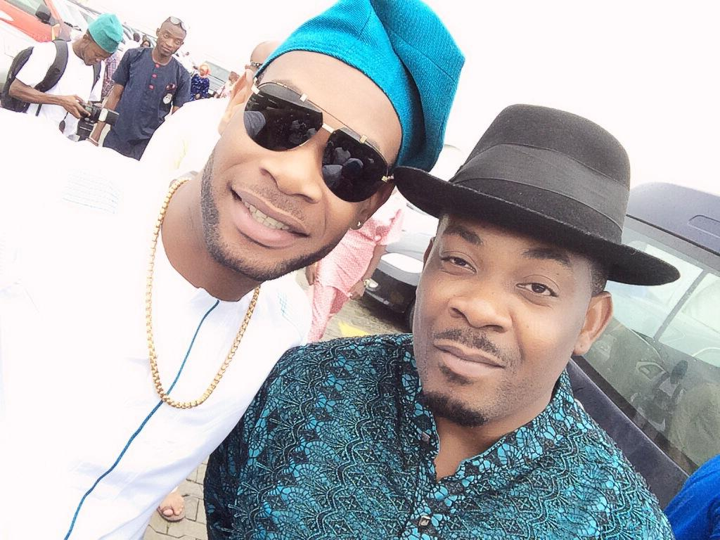 Doro Bad ; DPRINCE And DON BABA at Sid 's Wedding.